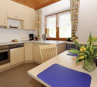 Studio Küche Appartements Kraft Christian