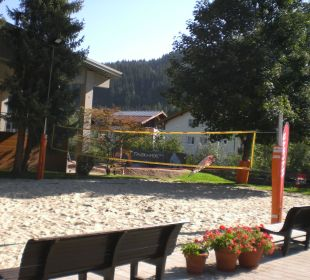 Beachvolleyballanlage Funsport-, Bike- & Skihotelanlage Tauernhof