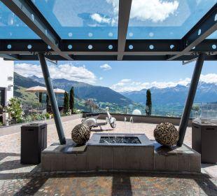 Hoteleingang Alpin & Relax Hotel Das Gerstl
