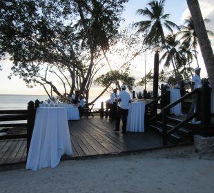 Hochzeit am Strand Dreams La Romana Resort & Spa