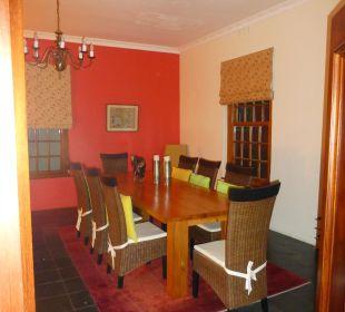 Frühstücksraum 4 Heaven Guesthouse