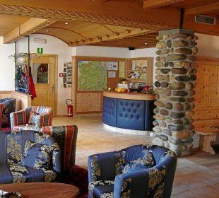 Rezeption / Lobby Hotel Steineggerhof
