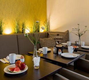 Frühstücksbereich Hotel Tide42