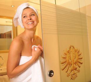 Juniorsuite zu zweit Best Western Plus Hotel  Goldener Adler