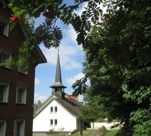 Hoteleigene Kirche Hotel Zentrum Ländli