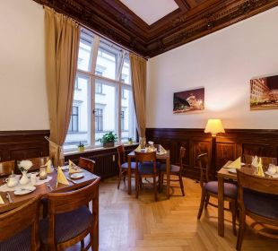 Frühstücksraum Hotel Tiergarten Berlin