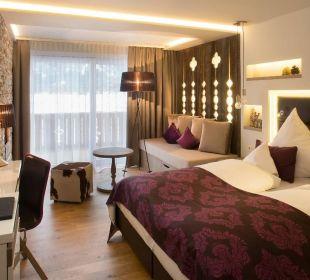 Deluxe Zimmer AlpenTRAUM Hotel Das Rübezahl