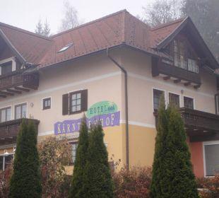 Фасад здания Hotel Kärntnerhof
