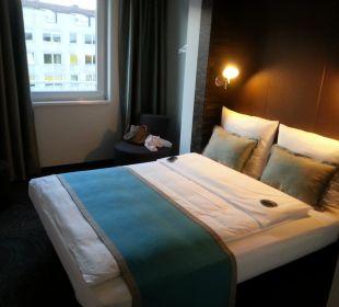 Einzelzimmer Motel One Nürnberg-City
