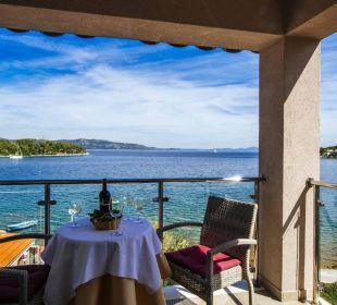 DZ Villa Baroni mit Meer- und Inselblick Insel Iz Pension Villa Baroni