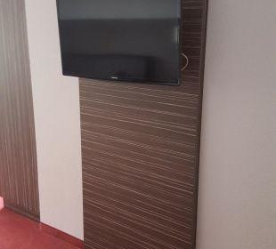 TV auch Richtung Sitzgruppe ausrichtbar Hotel Bär