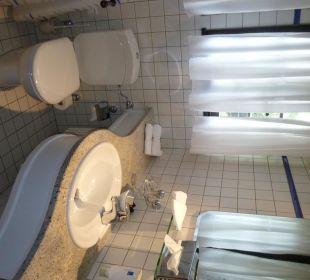 Badezimmer Hotel Burg Windeck