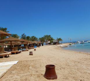 Hotelstrand SUNRISE Select Royal Makadi Resort