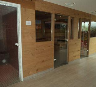 Sauna Hotel Liebes Caroline