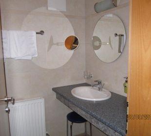 Badezimmer Hotel Eder
