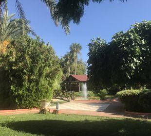 Gartenanlage Hotel Club Kastalia