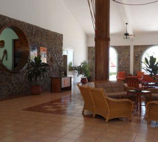 Bucanero Rezeption Hotel Club Amigo Bucanero (existiert nicht mehr)