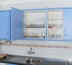 Die Küchenausstattung Hotel Jable