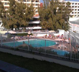 Ausblick Hotel Dorotea
