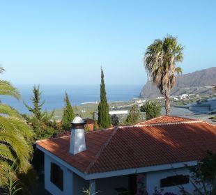 Ausblick vor Bungalow 6 Bungalows El Paradiso
