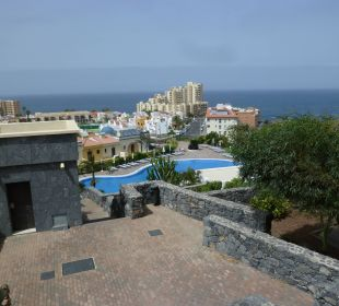 Blick zum Meer Hotel Luz Del Mar
