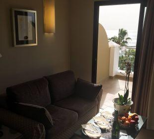 Blick ins WZ Adrián Hoteles Jardines de Nivaria