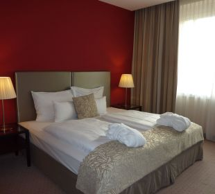 Bequemes Bett Austria Trend Hotel Savoyen Vienna