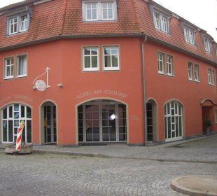 Schickes Stadthotel Hotel am Torturm