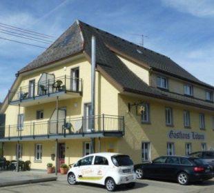 Aussen 2014 Gasthaus Löwen