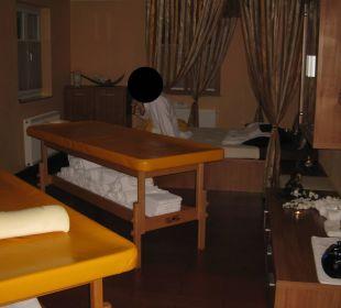 Massageraum Hotel Winzer Wellness & Kuscheln