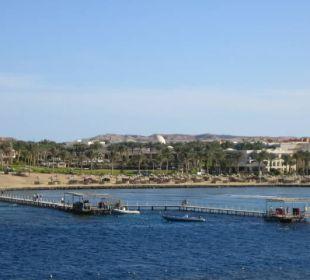 Blick vom Balkon01 Hotel Steigenberger Coraya Beach