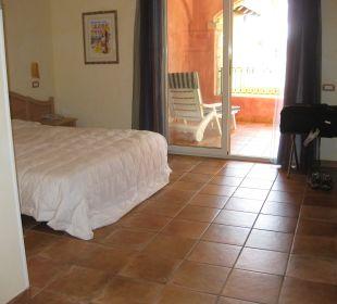 Großzügiges Standard-Doppelzimmer mit Terrasse Hotel Cruccuris Resort