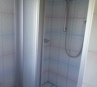Dusche Hotel Ariell