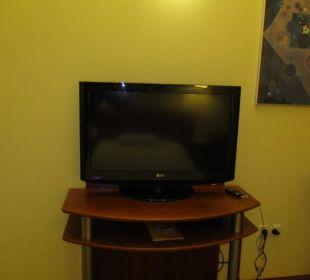 Fernseher Zimmer Globana Airport Hotel