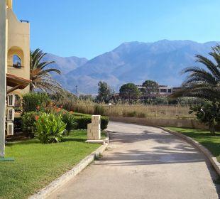Ausblick  Vantaris Beach Hotel