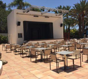 Animationsbühne/Aussenbreich SENTIDO Gran Canaria Princess