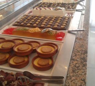 Dessert Buffet JS Hotel Miramar