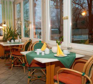 Frühstücksraum Hoffmanns Gästehaus