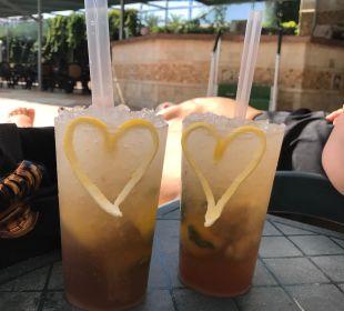 Super Cocktail von super Murat! Belek Beach Resort Hotel