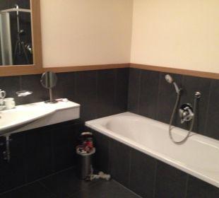 Grosses neues Badezimmer Hotel Castel