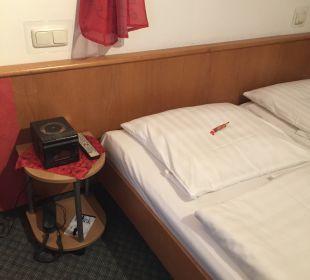 Zimmer Hotel Bettina