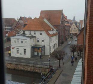 Ausblick Rathaus Romantik Hotel Bergström