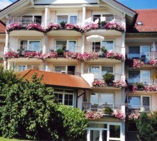 Hotel Walserhof Südseite Hauptansicht