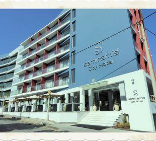 Hotel Semiramis-Außenansicht  Smartline Semiramis City Hotel