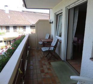 Balkon Mein Landhaus
