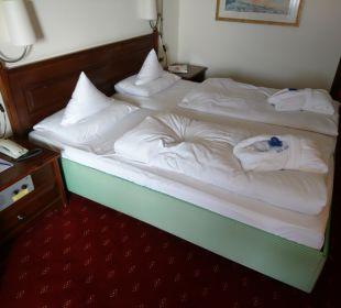 Bett Quellness Golf Resort - Das Ludwig
