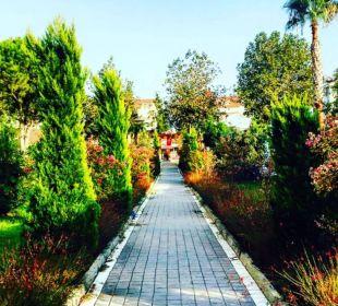 Green garden  Irem Garden Hotel Family Club
