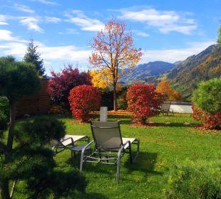 Gartenanlage Sonnhof Alpendorf