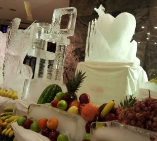 Eisskulpturen Sensimar Side Resort & Spa