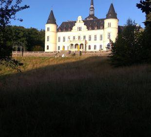 Mehr Schein als sein Schlosshotel Ralswiek